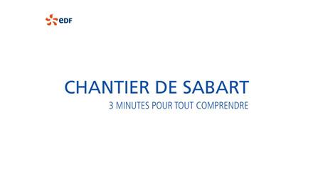 EDF - Chantier de Sabart