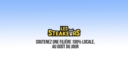 Les steakeurs Filière 100% locale