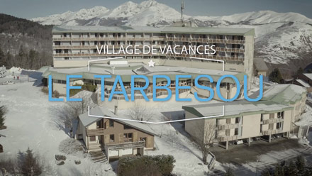 """Village de vacances """"Le Tarbesou"""""""